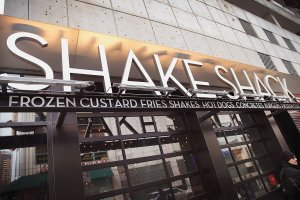 Shake Shack in Chicago (Photo by Scott Olson/Getty Images)