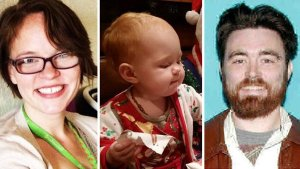 Ashley Mead and Winter Mead have been missing since Sunday, Feb. 12, 2017. The girl might be with her father, Adam Densmore. (Photos: Boulder Police Department)