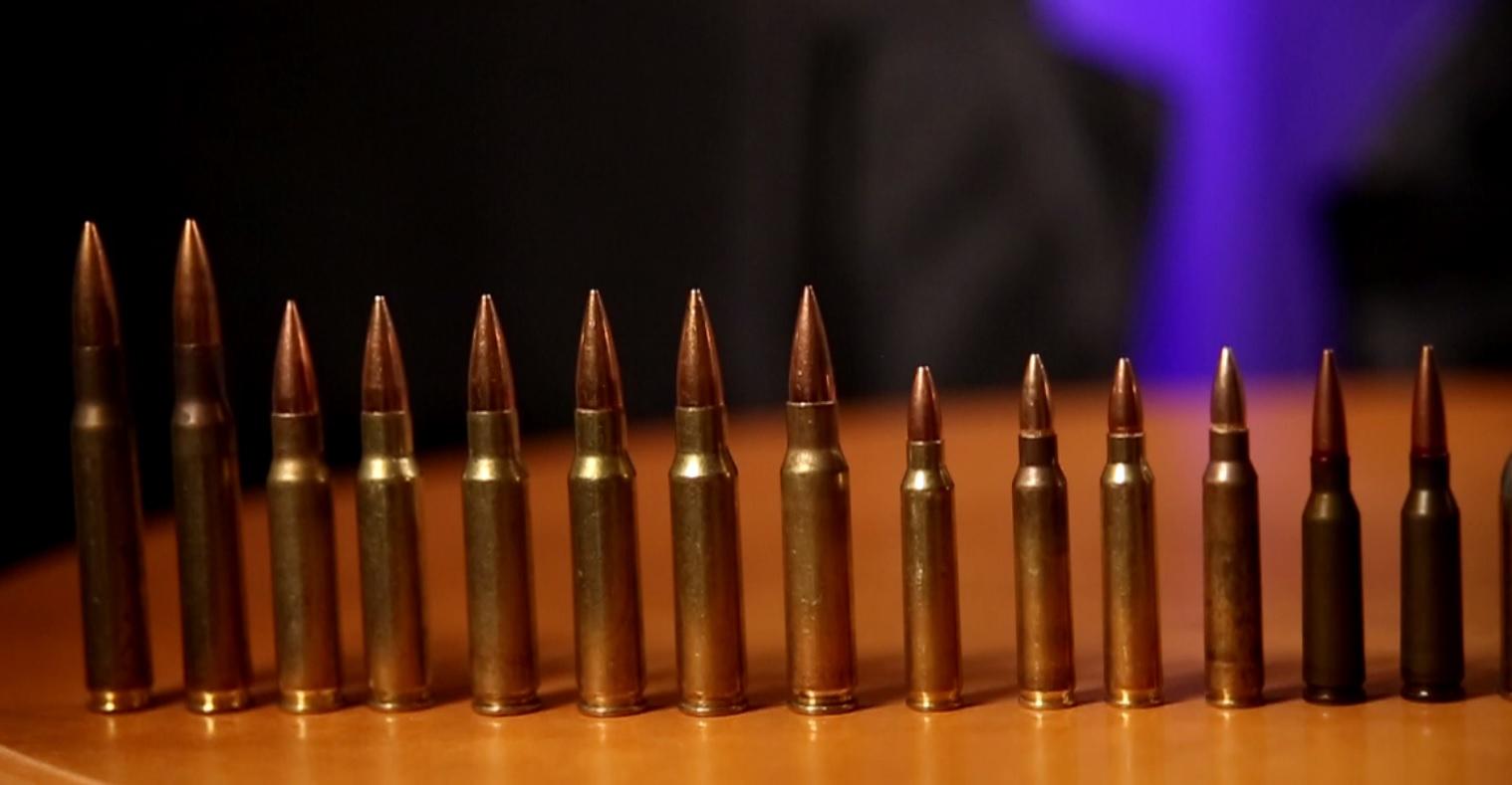 Bullets that Kill Police