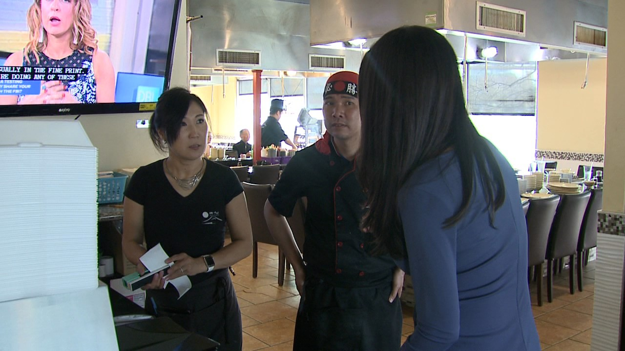 Fox31 looking for answers at Mt Fuji in Denver