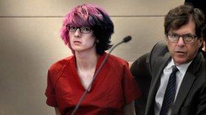 Devon Erickson in court