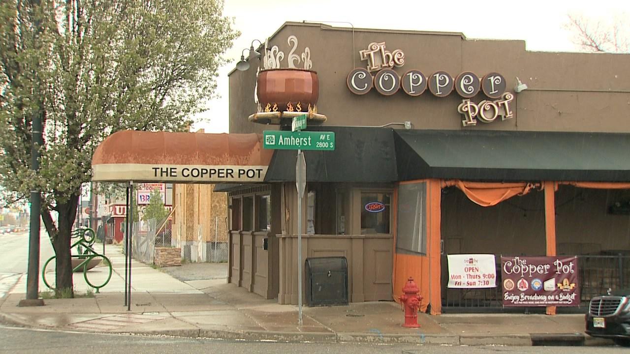 The Copper Pot