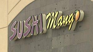 Sushi Mango