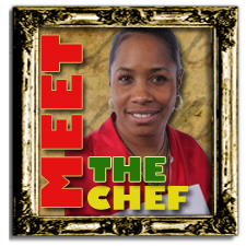 Meet Chef Stacey Stoudemire