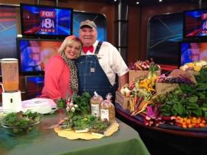 LeeAnn and Farmer