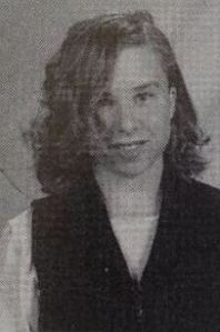 Michelle Knight (Photo from James Ford Rhodes High School yearbook)
