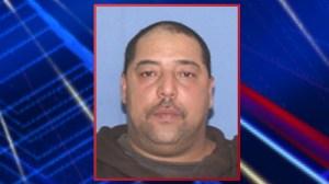 Elias Acevedo, 49. (Photo Credit: U.S. Marshals Violent Fugitive Task Force)