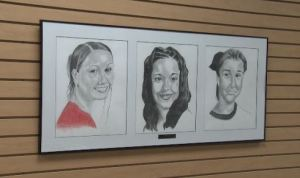 Missing Girls Portrait