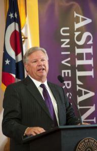 Ashland University Announces Tuesday it's Cutting Tuition