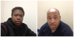 Melissa Smith and William Smith (Photo Credit: Springfield Township Police Department)