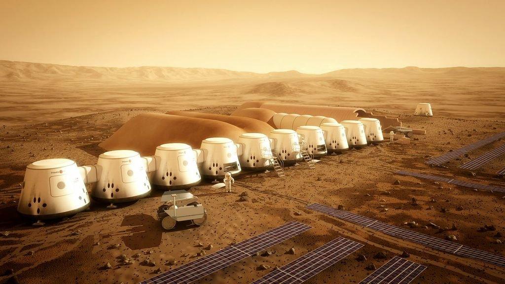 Courtesy: Mars One via CNN