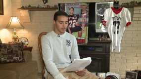 High School Football Player Poem Controversy