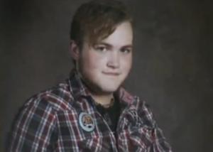 Victim Dan Swan, 17