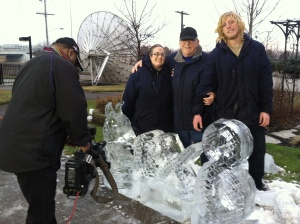 Ice Carving Team