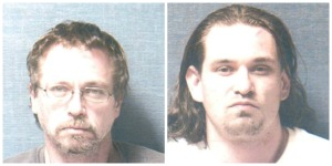 David Allen Jennings and Anthony James Raunikar (Photo Credit: Stark County Jail)