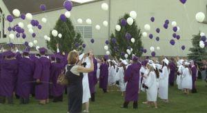 (Balloons in memory of Logan Stiner)