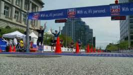 Photo from Cleveland Marathon