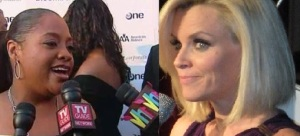 """Sherri Shepherd (Photo Credit: CNN), left, and Jenny McCarthy (Photo Credit: Michael Darausch/MGN Online), right, are out as hosts of """"The View"""""""