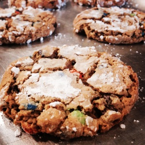 Lee Ann Miller's Monster Cookies