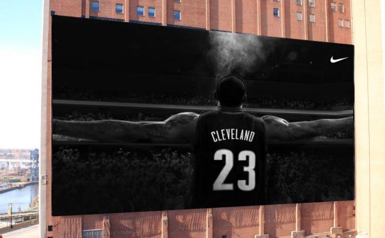 ( Image courtesy of Nike via City of Cleveland )