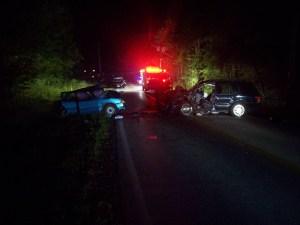 The head-on crash happened on Aug. 3 and killed Katherine Babak, 16. (Photo courtesy Montville Police Department)