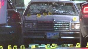 Nov 2012 Cleveland  police chase