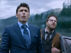 (Scene from Sony Pictures film 'The Interview' via CNN)