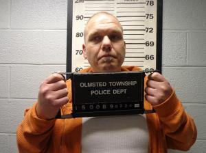 Ryan Lacko (Photo courtesy: Olmsted Township Police Department)