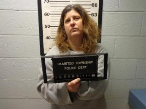 Bonnie Skinner (Photo courtesy: Olmsted Township Police Department)