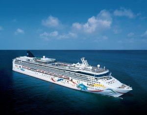 The Norwegian Cruise Line ship Dawn ran aground near Bermuda on Tuesday, May 19, 2015, an official with Department of Marines and Ports told CNN. None of the 3,737 people on board are injured and the ship isn't taking on water, according to initial reports, Chief Maritime Operations Controller Denis Rowe said. The Norwegian Cruise Line ship Dawn ran aground near Bermuda on Tuesday, May 19, 2015, an official with Department of Marines and Ports told CNN. None of the 3,737 people on board are injured and the ship isn't taking on water, according to initial reports, Chief Maritime Operations Controller Denis Rowe said. Credit: From Norwegian Cruise Line
