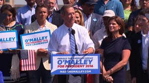 Martin O'Malley (Photo courtesy: CNN)