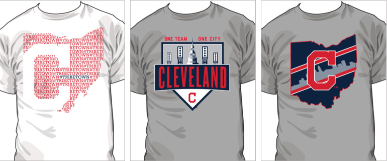 Indians T-Shirt Contest Nominees