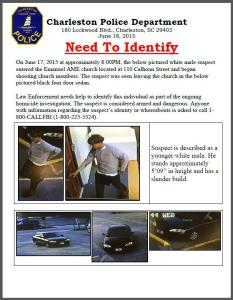 Charleston Church Flier