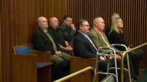 Cleveland police supervisors charged