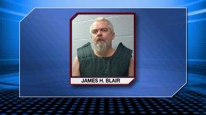 James Blair (Photo Credit: Huron County Jail)