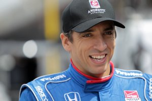 IndyCar driver Justin Wilson passed away from injuries he sustained Sunday, August 24, 2015, at Pocono Raceway, Mark Miles, the CEO of Hulman & Co, the parent company of IndyCar and Indianapolis Motor Speedway announced Monday. Wilson was hit in the head Sunday when the nose cone of driver Sage Karam's car flew off during a crash at Pocono Raceway in Long Pond, Pennsylvania. (Courtesy: Joe Skibinski/IMS via CNN)
