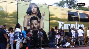 "About 16.7 million viewers tuned in for the March 18, 2015, season finale of ""Empire,"" capping 10 weeks of consecutive audience growth, a rare television feat. During the first week of September, 2015, hundreds lined up in Atlanta's Centennial Olympic Park to audition for the show. (Courtesy: CNN)"