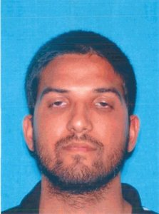 Syed Farook, an American citizen, was an environmental health specialist with the San Bernardino County health department, which was hosting the holiday party at the Inland Regional Center where the attack took place. (California DMV via CNN)
