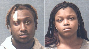 Rashaan Cuffee and Justice Chance (Photo courtesy: Stark County Sheriff's Office)