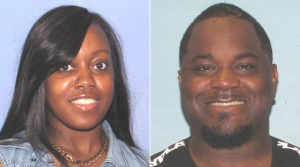 Brandi Shakir and Kyle Johnson (Photo courtesy: Cuyahoga County Department of Public Safety and Justice Services)