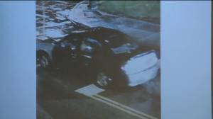 Car involved in the Cleveland abduction case