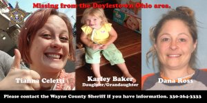Poster courtesy of the Wayne County Sheriff