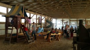(Photo courtesy: Derthick's Corn Maze and Farm Experience)