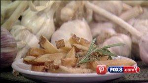 garlic-fries