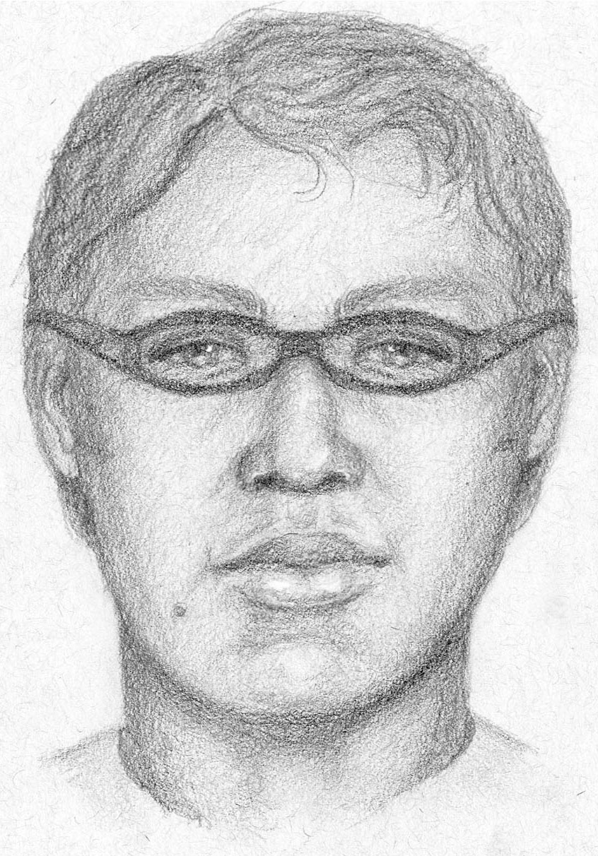 FBI Sketch- 'John Doe 37'