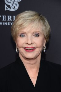 BEVERLY HILLS, CA - AUGUST 22: Actress Florence Henderson arrives at the Television Academy's Performers Peer Group Celebration at Montage Beverly Hills on August 22, 2016 in Beverly Hills, California. (Photo by Matt Winkelmeyer/Getty Images)