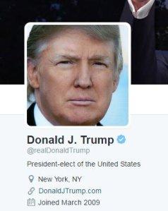 Photo courtesy: Donald Trump via Twitter