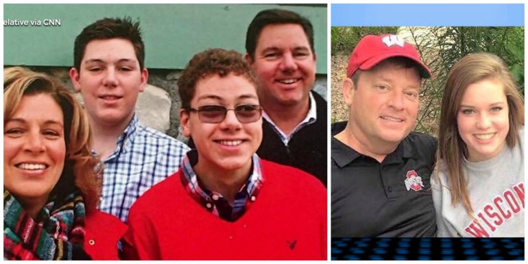 Photos of 6 plane crash victims after plane disappeared in Lake Erie on Dec. 29, 2016