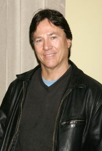 NEW YORK - NOVEMBER 18: Actor Richard Hatch poses for a photo at the 10th Annual Big Apple National Comic Book, Toy & Sci-Fi Expo at Penn Plaza Pavillion November 18, 2005 in New York City. (Photo by Scott Gries/Getty Images)