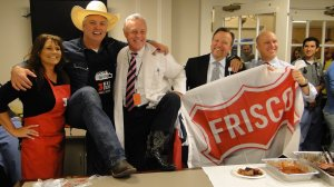 Barbecue Brought to Massachusetts General Hospital